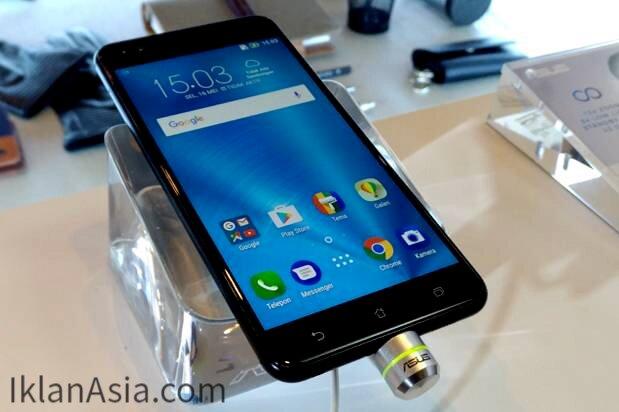 Review Asus Zenfone Zoom