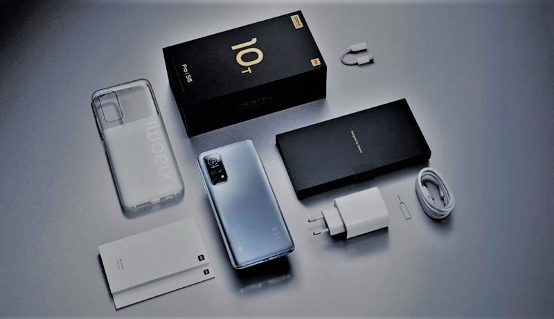 Review Xiaomi mi 10t